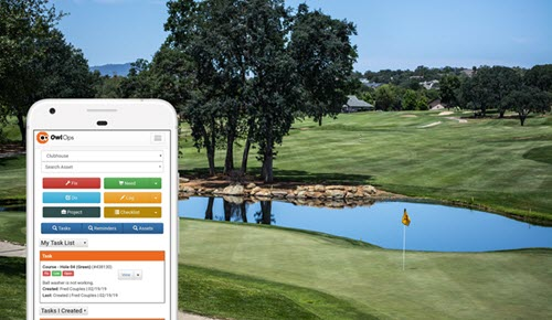 course with homescreen 500x290